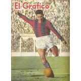 El Gráfico 2094 - Miguel Angel Ruiz - San Lorenzo / Bunetta