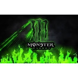 Reloj Deportivo Monster Energy 100% Calidad