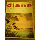 Revista Diana. Antigua Caza Y Pesca Numero 370 Del Año1971