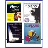 Pack Aprende A Tocar Piano: Libros Pdf Y Audios Mp3