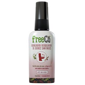 Bloqueador De Odores Sanitários Freecô Especiarias 60ml