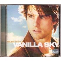 Cd Vanilla Sky ( Céu De Baunilha ) - Music From - Novo***