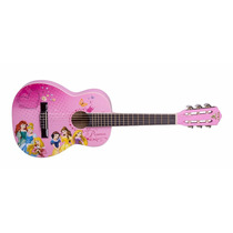 Violão Infantil Rosa Phx Princesas - Vip-3
