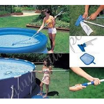 Kit De Mantenimiento Aspiradora Intex Para Piscina 28002