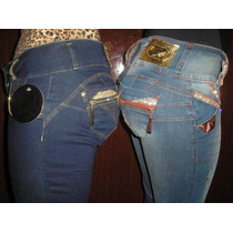 Calça Jeans Pit Bull Levanta Strech P M G Do Nº 34 Ao 46