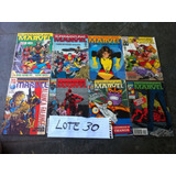Lote Com 13 Quadrinhos Superaventuras Marvel X-men