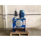 Unidade Hidráulica 100l + 4 Cilindros Bosch Rexroth