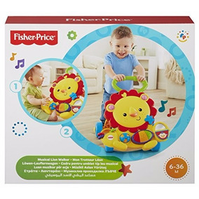 Fisher Price Andador Amiguinho Da Floresta Y9854 Mattel