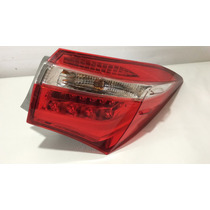Lanterna Lado Direito Toyota Corolla Xei 2015 C/ Reparo