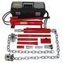 Esticador E Encolhedor Hidraulico Para 15 Ton Com Calços -sc