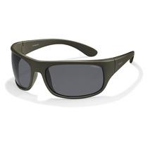 Oculos Solar Polaroid 7886 H 989 Y2 Verde Polarizado