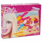 Barbie Massinha Sorveteria Divertida 7613-4 Fun
