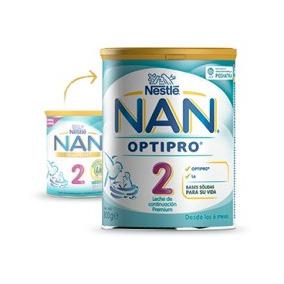 Nan Polvo Numero 2 Optipro X 900grs Por Bulto