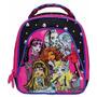 Lancheira Escolar Monster High Original Importada Exclusiva