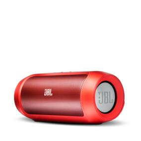 Parlante Portable Jbl Charge2 Rojo