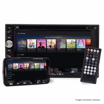 Central Multimidia 2din Universal Gp043 Evolve Touch Screeng