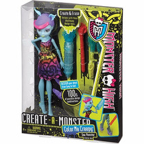 Monster High Conjunto Crie Seu Monstro Y7725 Mattel