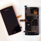 Display Tela Touch Samsung I677 I8350 Omnia