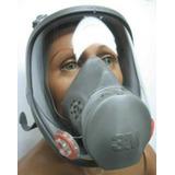 Máscara Respirador Facial Inteira 3m 6800 - Oferta