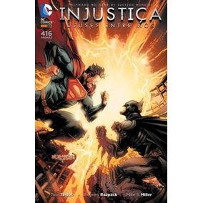 Hq - Injustiça. Deuses Entre Nós / Injustice