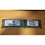 Memoria Ddr 256mb Pc2700 184 Pin Unbuff Cl 2.5 2,5v