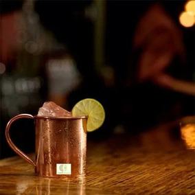 Caneca De Cobre Original Moscow Mule Drink