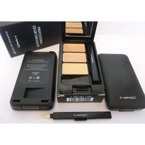 Paleta De Corretivo Mac 3 Cores Maquiagem Professional