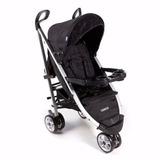 Carrinho De Bebê 3 R Triciclo Umbrella Deluxe Cosco Preto