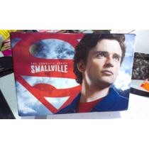 Smallville, Serie Completa Boxset Temporadas 1-10 Dvd