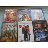 Lote Fechado Com 6 Dvd