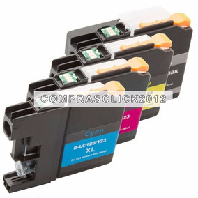 10 Cartuchos Compatibles Brother Dcp-j152w, Lc-103 J152 W