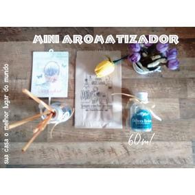 Mini Aromatizador - Embalagem Pet
