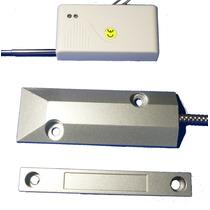 Sensor Magnetico Uso Rudo Inalámbrico Negocio Cortina Metali