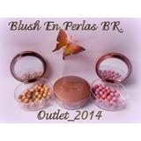 Blush En Perlas Mineralizado Br Maquillaje Cosmético Oferta