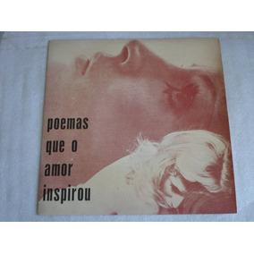 Vinil Comp Simples Poemas Que O Amor Inspirou Icaro Mathion