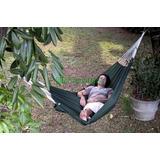 Rede Adventure Verde Oliva Kampa Nylon Camping Com Bolsa