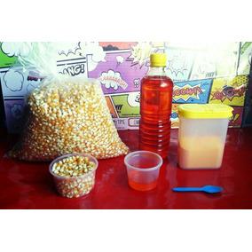 Palomitas 5k Maiz + Sal +aceite + Caramelo Envio Gratis