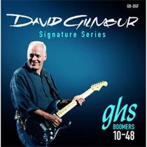 Encordado Para Guitarra Electrica David Gilmour Blue Signatu