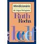 Livro Minidicionário Da Língua Portuguesa Ruth Rocha