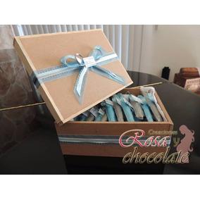 Puros De Chocolate Modelos De Elefantito, Osito Y Búhos.