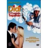 Dvd Didi - O Cupido Trapalhão (semi Novo)