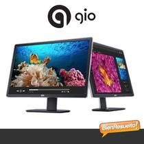 Monitor Led Gio 22 Pulgadas Series E Nuevo + Garantía
