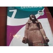 Livro Geografia 7 Ano=projeto Araribá=editora Moderna Livro