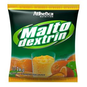 Maltodextrina (1kg) - Atlhetica Nutrition - Laranja