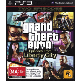 Grand Theft Auto Episodes From Liberty City Gta