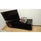 Rack Tv Negro