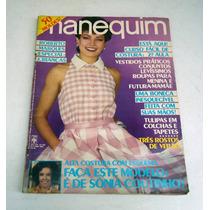 Revista Manequim - Ano Xxi - Numero 250 - 10 / 1980
