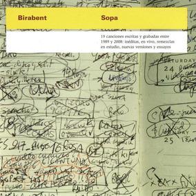 Antonio Birabent Sopa (2008) Nuevo-sellado