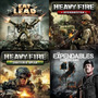 Expendables 2 - Heavy Fire - Eat Lead Ps3 Gorosoft