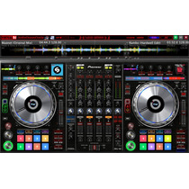 Virtual Dj Full Todos Los Controladores + 40 Gb Musica